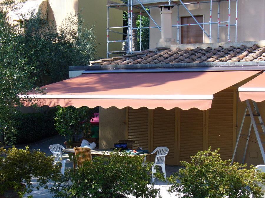 Foto tende da sole e coperture installate da ABC Tende di FIrenze